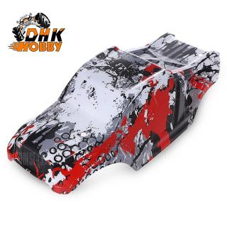 Original DHK HOBBY 8384 - 002 PVC Body Shell