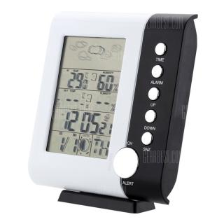 TS - H105 Wireless Alarm Clock Weather Station