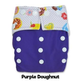 Z-Two Snap Clodi / Popok Cuci Ulang / Popok Kain / Cloth Diapers