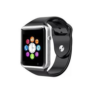 A1 Bluetooth Smart Watch Pedometer With SIM Slot Camera Smartwatch For Android IOS Phone-Black