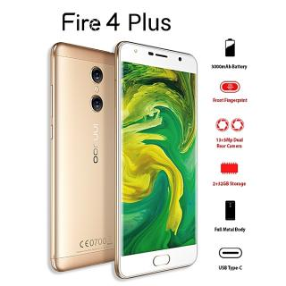 "Fire 4 Plus - 4G/Dual SIM - 5.5"" - 32Go - 2Go - Android - Gold"