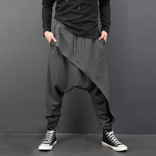 Men's Casual Baggy Slacks