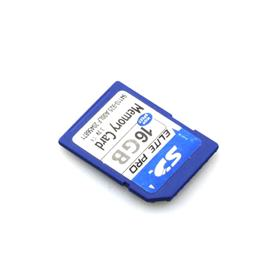 Secure Digital Memory Card Capacity 16GB SD Card 16G
