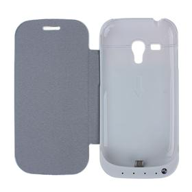 2000mAh Backup Battery Charger Case for Samsung GALAXY S III mini