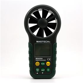 Mastech MS6252A Handheld LCD Digital Electronic Wind Speed Meter