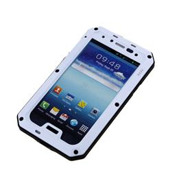 PEPK Shockproof Case Gorilla Glass for Samsung Galaxy S4 IV i9500