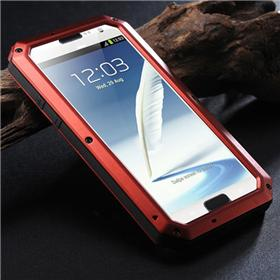 Weather/Dirt/Shockproof Case Gorilla Glass for Sumsung Note 2 N7100