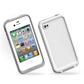 Brand New Waterproof Protective Case Cover for iPhone 4 4S White