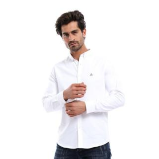 Oxford Mens Shirt_White