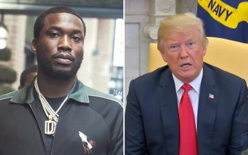 Meek Mill Bails on White House Prison Reform Summit After Late Night Call from JAY-Z