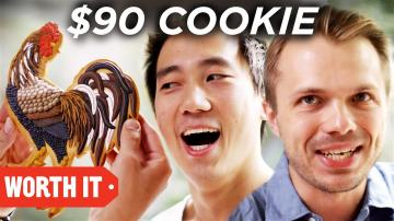 1 Cookie Vs. 90 Cookie