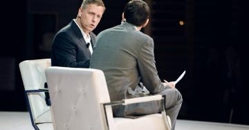 Peter Thiel Is a Man on an Island