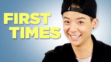 Amber Liu Tells Us About Her First Times