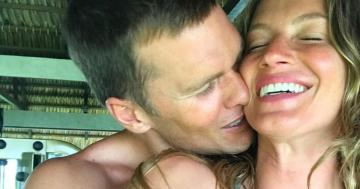 "Tom Brady Calls Gisele Bündchen His ""Forever Valentine"" in a Truly Adorable Instagram Tribute"