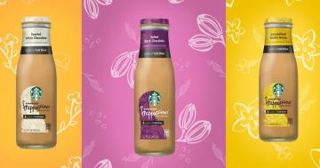 Yum! New Starbucks Bottled Frappuccinos Are Here, and We're Stocking Up ASAP