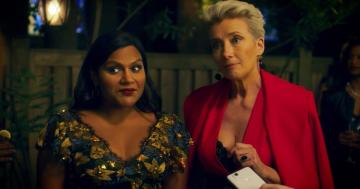 Mindy Kaling and Emma Thompson Are a Dream Team in the First Trailer For Late Night