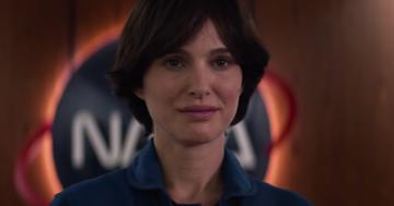 Natalie Portman and Jon Hamm Have an Interstellar Love Affair in the Lucy in the Sky Trailer