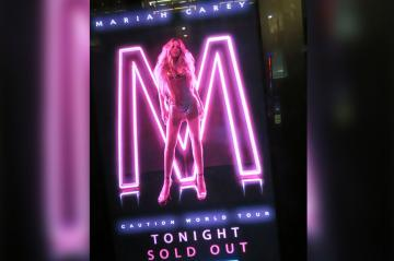 Mariah Carey proves she's still got it at sold-out Radio City show
