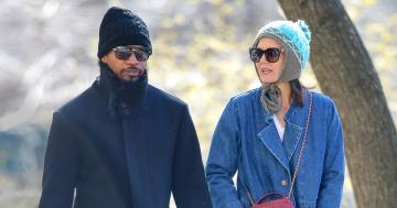 Katie Holmes and Jamie Foxx Take a Stroll Through Central Park Amid Breakup Rumors
