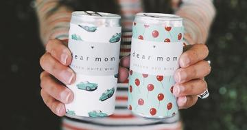 Each of These Tiny Cans of Wine Contains 1 Glass - So, Yeah, Pass the 4-Pack