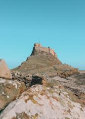 Visiting the Holy Island of Lindisfarne, England