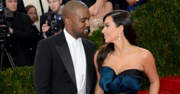 Kim Kardashian and Kanye West's Love Always Shines Bright at the Met Gala