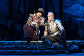 REVIEW: Man of La Mancha at the London Coliseum