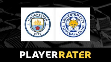 Man City v Leicester - rate the players