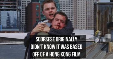 Maybe these are facts from 'The Departed.' Maybe not. Maybe f**k yourself. (16 Photos)