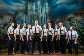 Casting announced for UK and international tour of The Book of Mormon