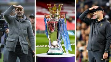 Premier League title race: Liverpool look to make history and overhaul Man City