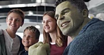 Official Avengers: Endgame Spoiler Clip Brings Professor Hulk Out of Hiding