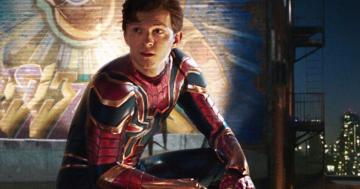 Iron Man's Legend Lives on in New Spider-Man: Far from Home Poster