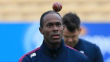 Ashes 2019: England bowler Jofra Archer is left out of first Test against Australia