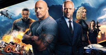 Hobbs & Shaw Review: A Bloated, Numbing Action Spectacle