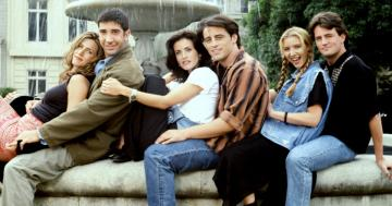 Celebrate 25 Years of Friends With a Special Anniversary Pop-Up Experience in New York City