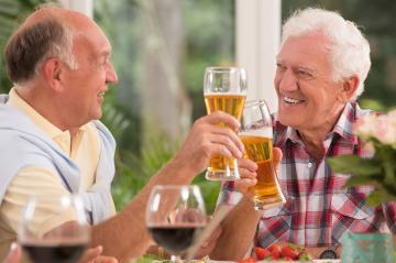 Binge drinking is on the rise among senior citizens: study