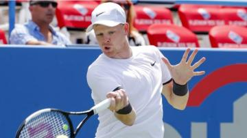 Washington Open: Kyle Edmund knocked out in quarter-finals by Peter Gojowczyk