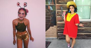 50 DIY Halloween Costumes That Even the Least Crafty Ladies Can Handle