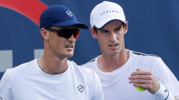 Washington Open: Andy Murray and Jamie Murray lose in quarter-finals
