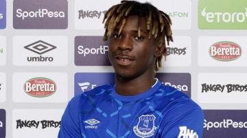 Moise Kean: Everton sign Italy striker from Juventus