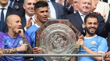 Community Shield: Gabriel Jesus scores winning penalty as Man City beat Liverpool in shootout