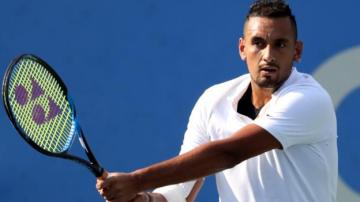 Citi Open: Nick Kyrgios beats Daniil Medvedev to win in Washington