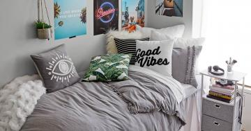 Believe Us, You're Going to Want ALL of These College Dorm Room Bedding Sets