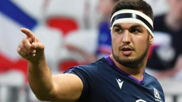 Rugby World Cup: Stuart McInally to captain Scotland as Huw Jones and Rory Hutchinson miss out