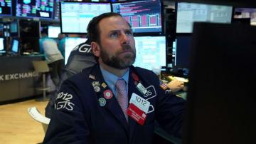 Dow set to open 1,200 points lower, market slump continues