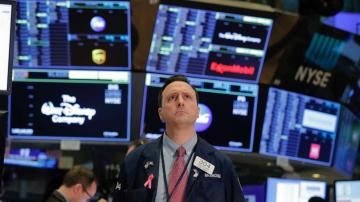 Stock market surges day after worst lost since 1987