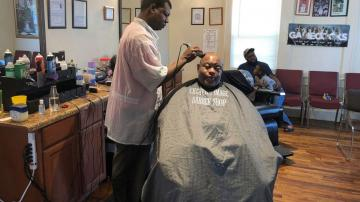 Living outside lockdown: Barbers, beauty shops still open