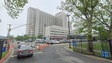 VA hospitals assist New York City with coronavirus response by freeing up 50 beds