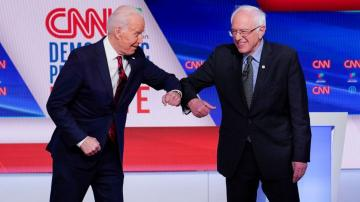 Biden campaign reaches deal to allow Bernie Sanders to retain hundreds of delegates